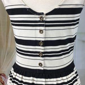 J. Crew Dresses - J. Crew Sleeveless Striped Dress